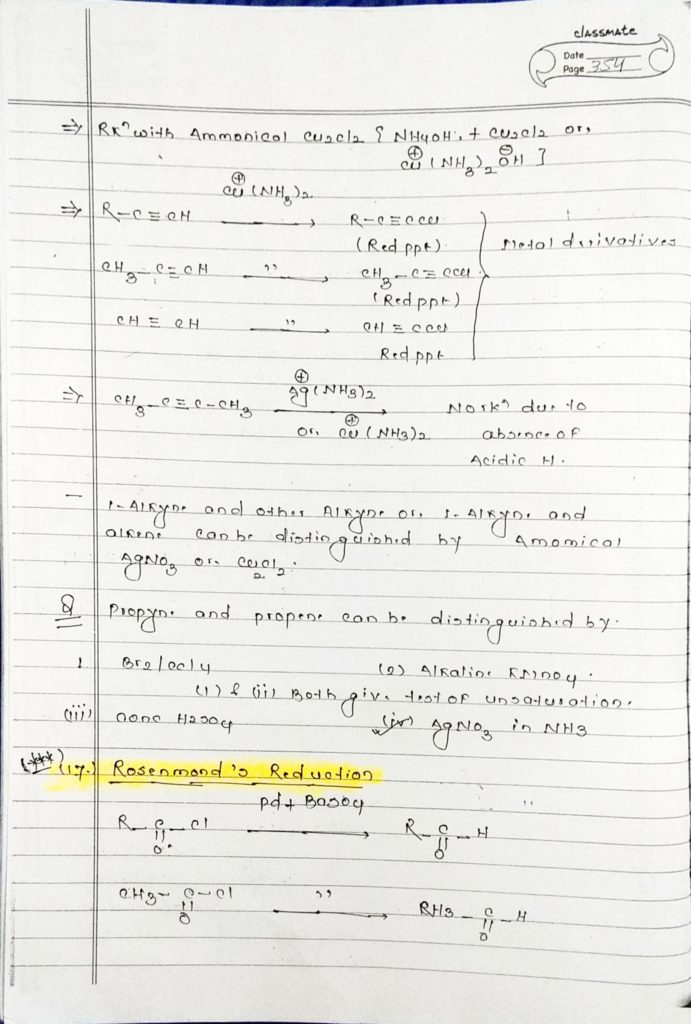 organic chemistry special reactions part 3 (6)