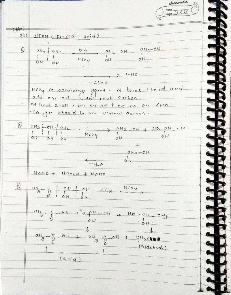 organic chemistry special reactions part 4 (10)