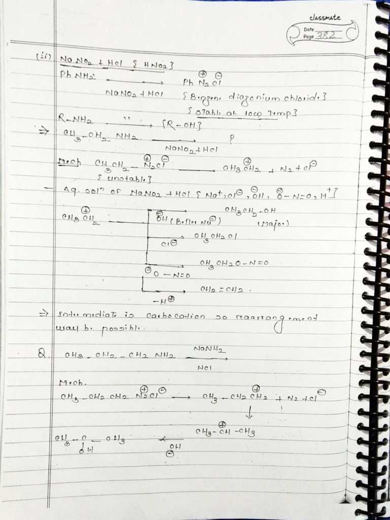 organic chemistry special reactions part 4 (8)