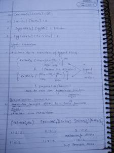 Coordination compound: isomerism14