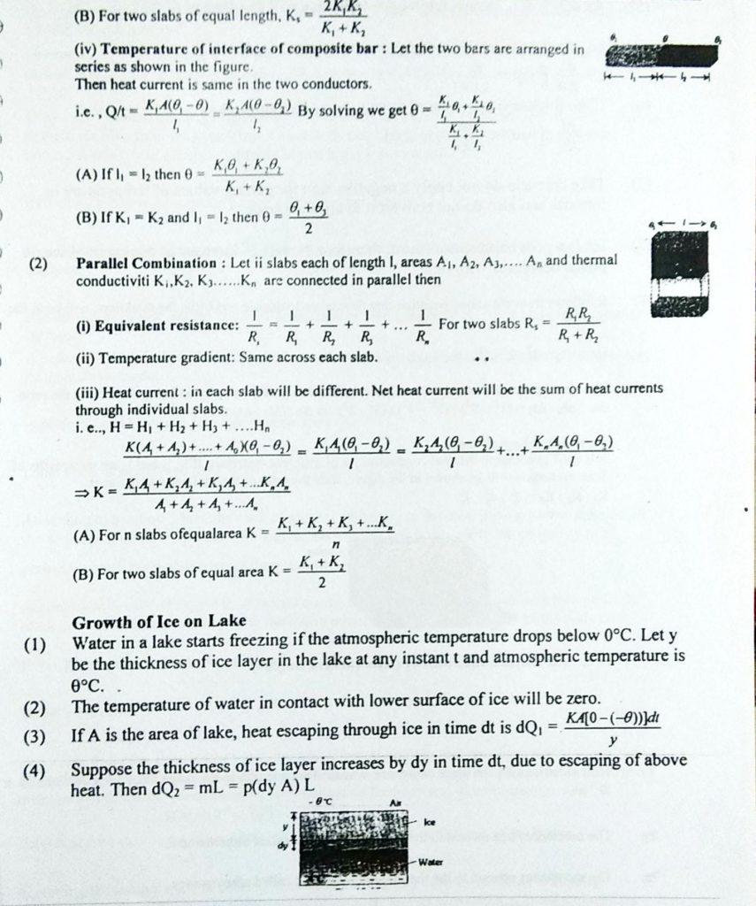 Transmission of Heat (3)