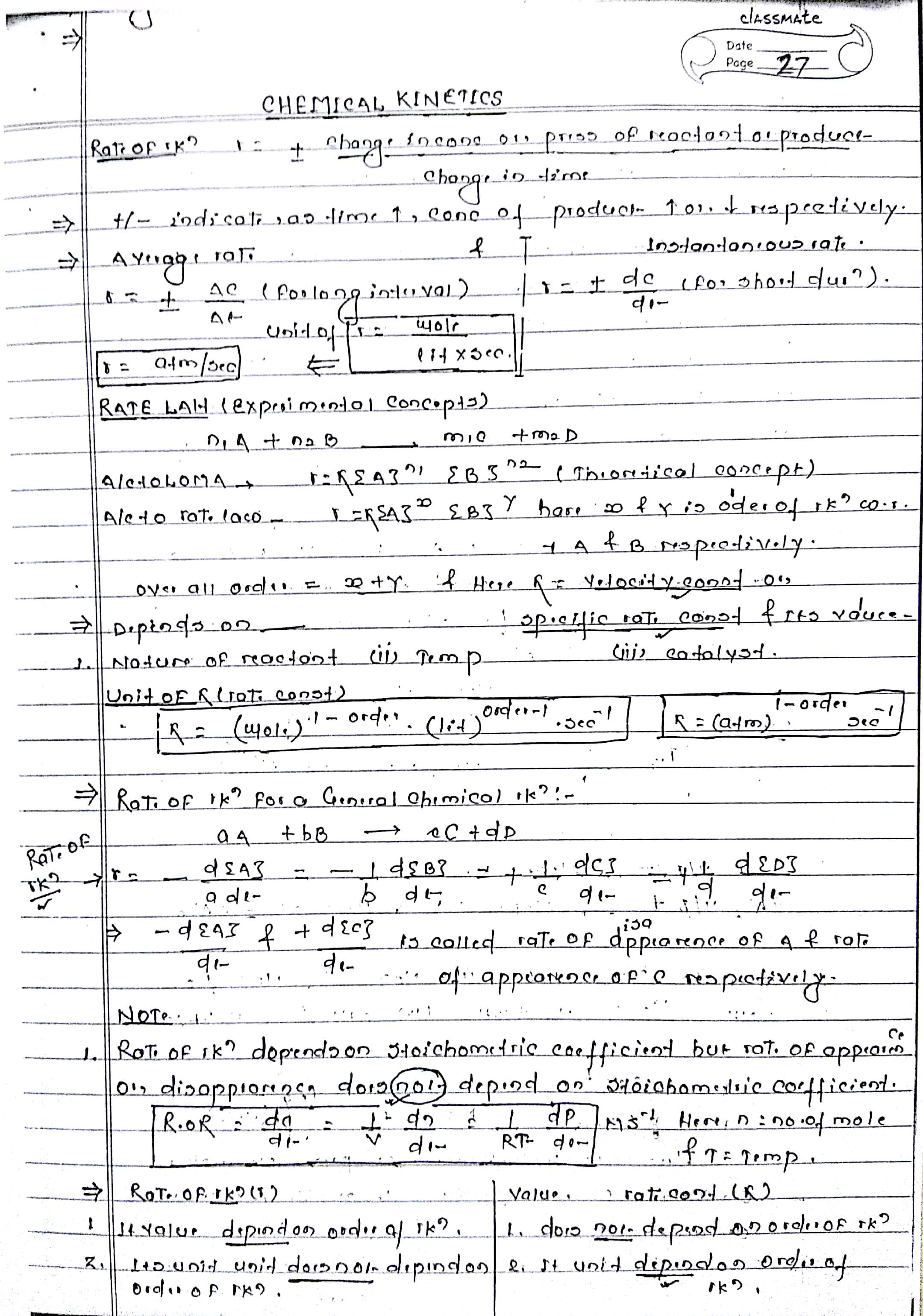 Chemical Kinetics_1